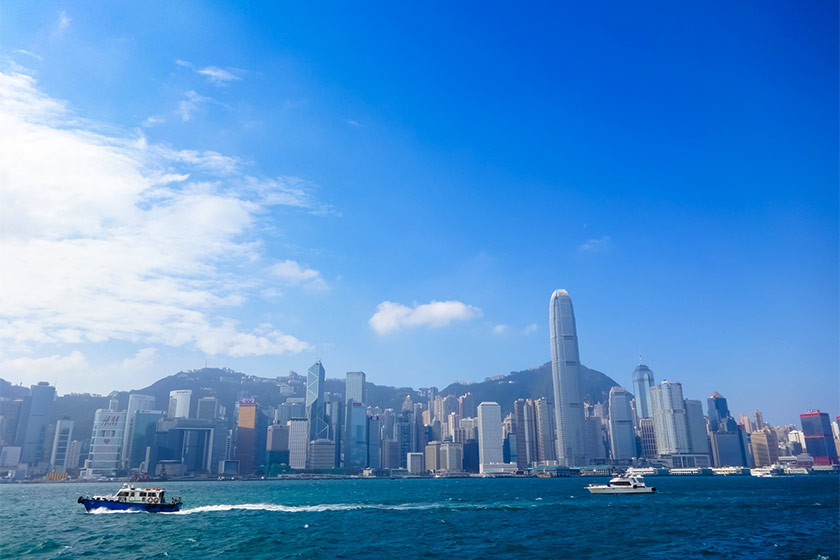Photo:Hong Kong Victoria Harbour